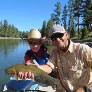 Montana Fly Fishing Guides, Montana fly fishing trips