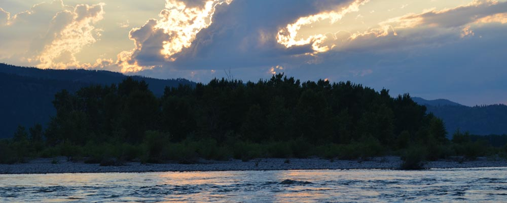 Clark Fork River Fly Fishing, Montana Fly Fishing Guides