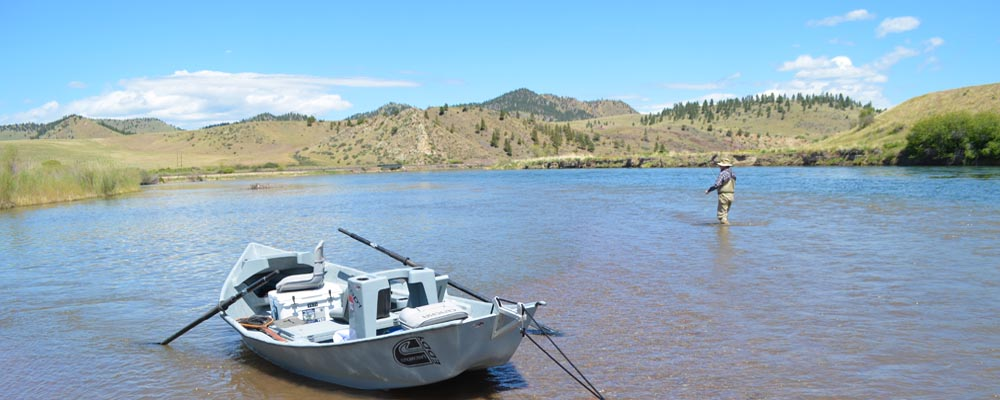 Missouri River Fly Fishing, Montana Fishing Outfitters